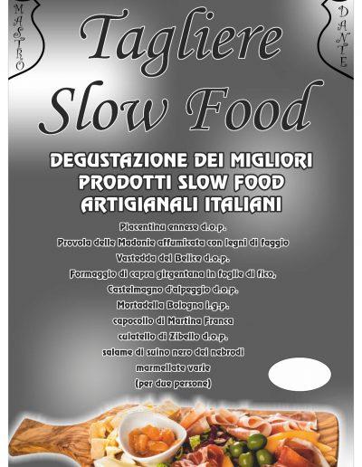 6tagliere slow food